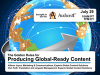 Golden Rules for Producing Global-Ready Content