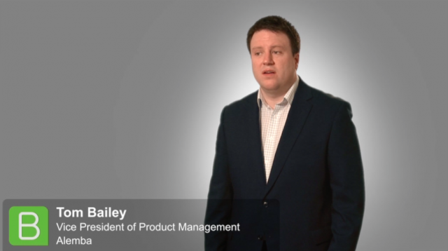 BrightTALK at SITS: Tom Bailey from Alemba
