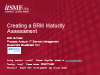 Creating a BRM Maturity Assessment
