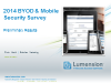 BYOD & Mobile Security: Sneak Peek of LinkedIn Infosec Community Survey