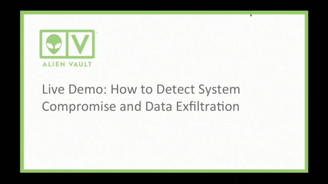 How to Detect System Compromise and Data Exfiltration