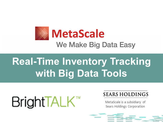 Big Data Business Wins: Real-Time Inventory Tracking with Hadoop
