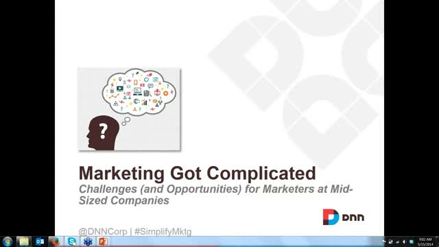 Marketing Got Complicated: Challenges (and Opportunities) for Marketers