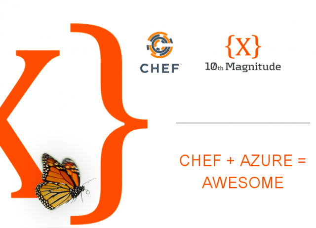 Azure+Chef=Awesome Episode #1