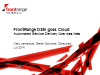 FrontRange goes Cloud – automatisierte Service Erbringung in der Cloud