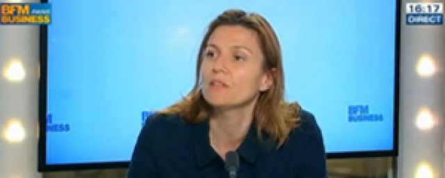 Stephanie Sutton parle des actions US sur BFM Business