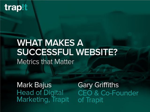 What Makes a Successful Website? Metrics that Matter