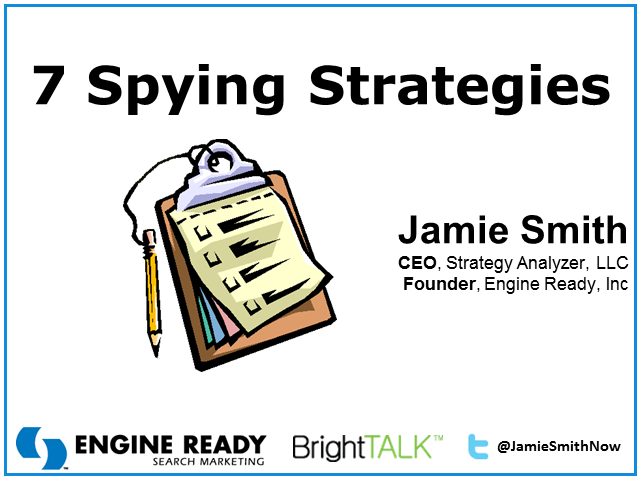 7 Spying Strategies to Dominate Your Competition