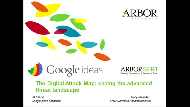 The Digital Attack Map: seeing the advanced threat landscape