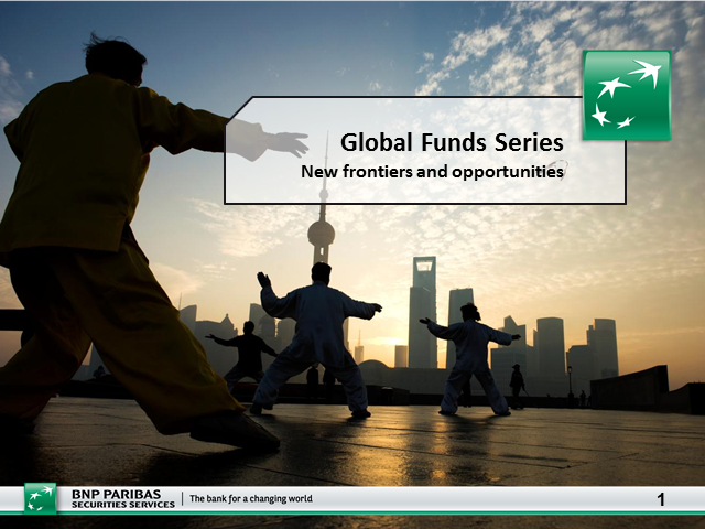 "BNP Paribas ""Global Funds Series – Asia, New Frontiers & Opportunities"" webinar"