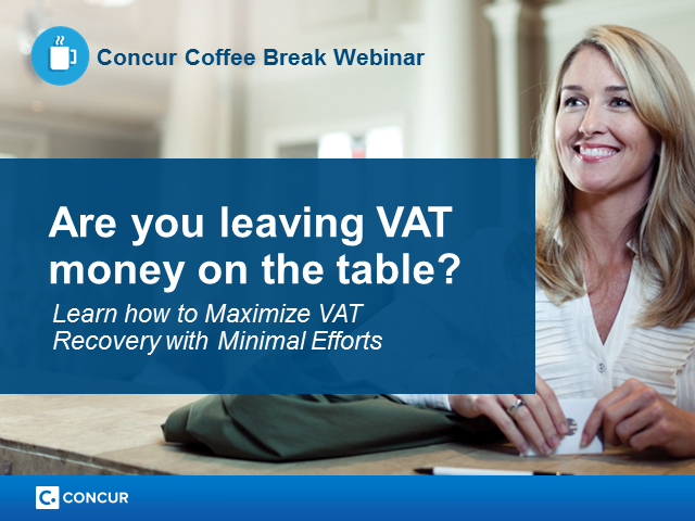 Are you leaving VAT money on the table?