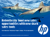 Relentlessly Hunt new Sales Opportunities with new Shark Sales Tools!