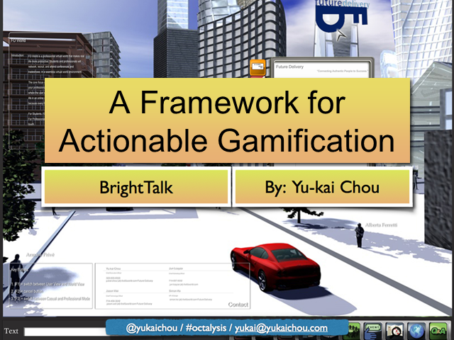 Actionable Gamification: Lead Generation in the Discovery Phase