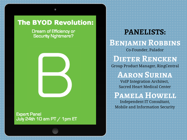 The BYOD Revolution: A Dream of Efficiency or a Security Nightmare?