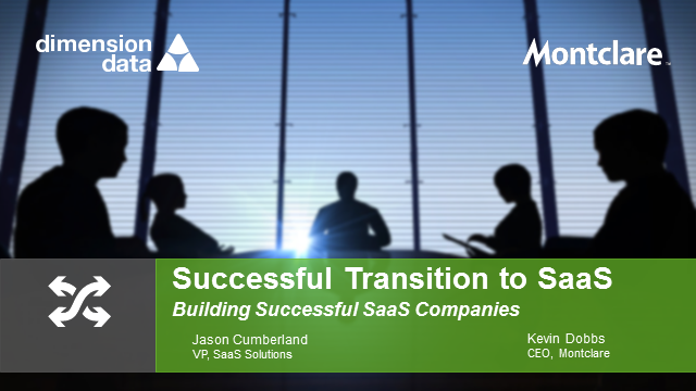 Transitioning Successfully to SaaS: Strategy, Tips and Best Practices