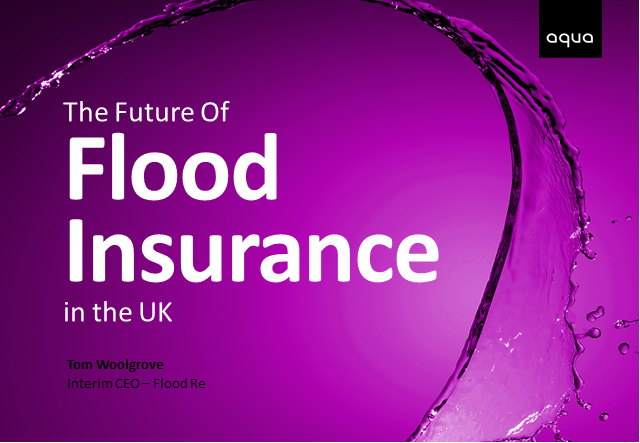 The Future Of Flood Insurance in the UK