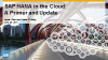 SAP HANA in the Cloud: A Primer and Update