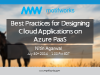 Best Practices for Designing Cloud Applications on Azure PaaS