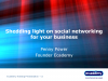 Understanding Social Networks for your Business