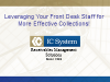 Leveraging Front Desk Staff for More Effective Collections