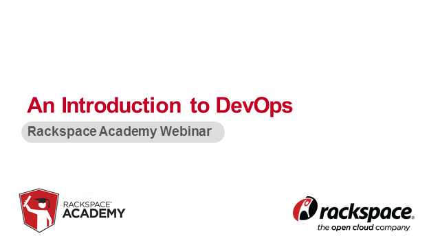 An Introduction to DevOps