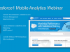 Salesforce Analytics Mobile Webinar