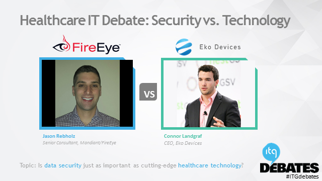 Healthcare IT Debate: Data Security vs. Healthcare Technology