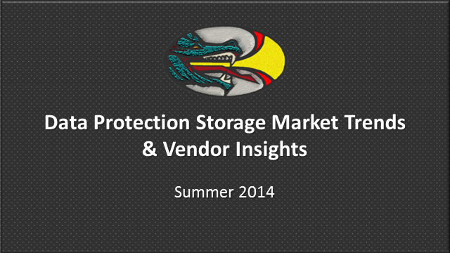 Data Protection Storage Market Trends & Vendor Insights