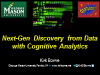 Next-Gen Discovery from Data​ with Cognitive Analytics