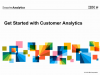 Get Started with Customer Analytics