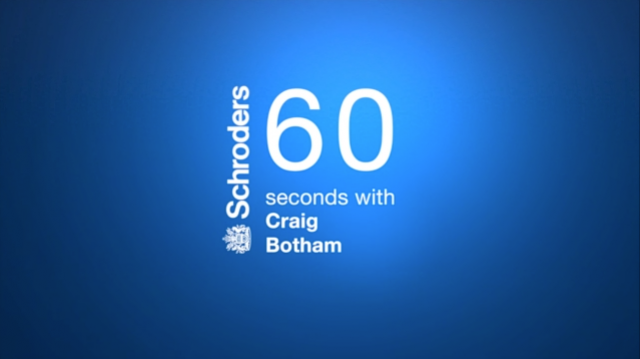 60 Seconds with Craig Botham (UK)