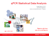 PCR Webinar Series: Data Analysis