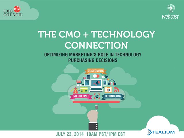 The CMO + Technology Connection