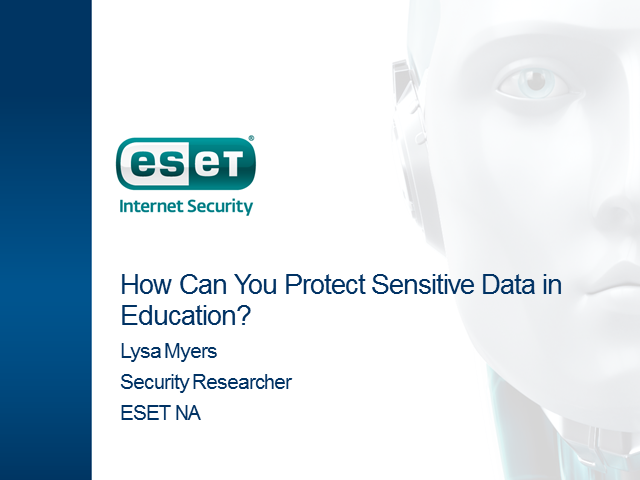 How Can You Protect Sensitive Data in Education?