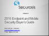 2015 Endpoint and Mobile Security Buyer's Guide