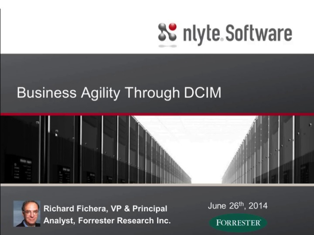 Business Agility Through DCIM
