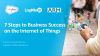 7 Steps to Success on the Internet of Things