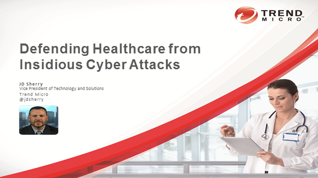Defending Healthcare from Cyber Threats