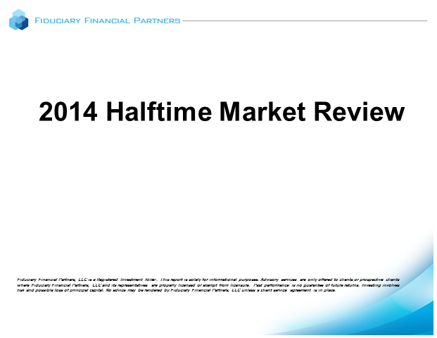 2014 Halftime Market Review