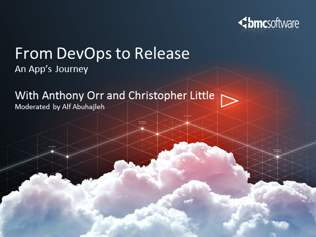 From DevOps to Release: An apps journey to existence