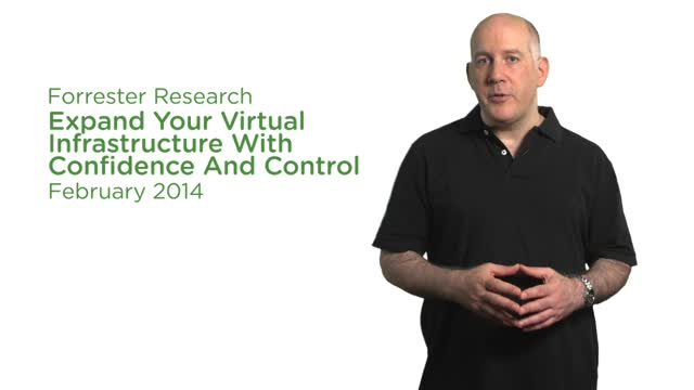 Expand Your Virtual Infrastructure with Confidence and Control