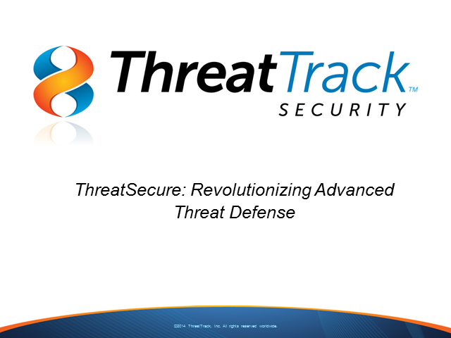 ThreatSecure: Revolutionizing Advanced Threat Defense