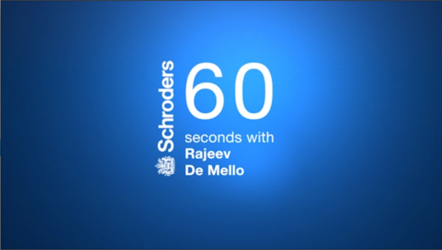 60 Second with Rajeev De Mello on India's Government