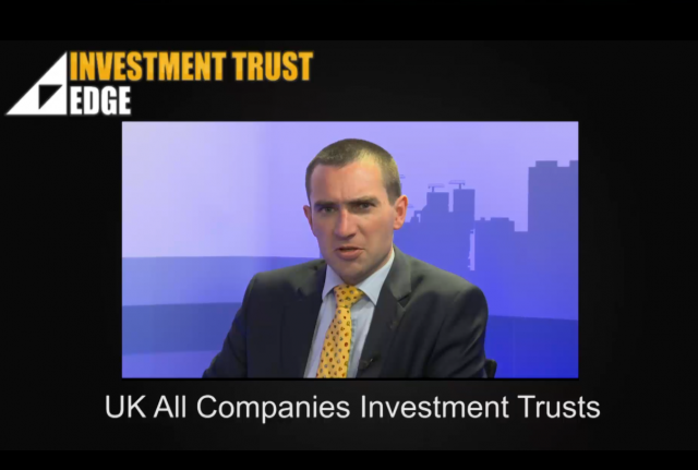Investment Trust Edge: UK All Companies Investment Trusts