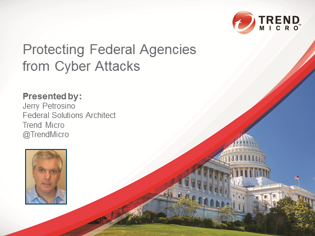 Protecting Federal Agencies from Cyber Attacks