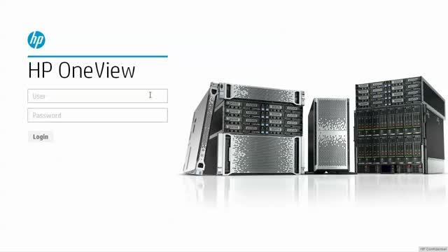 HP OneView 1.10 - Storage Automation & VMware Integration