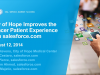 City of Hope Improves the Cancer Patient Experience With Salesforce.com