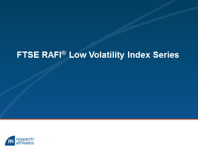 Challenges in Low Volatility Investing