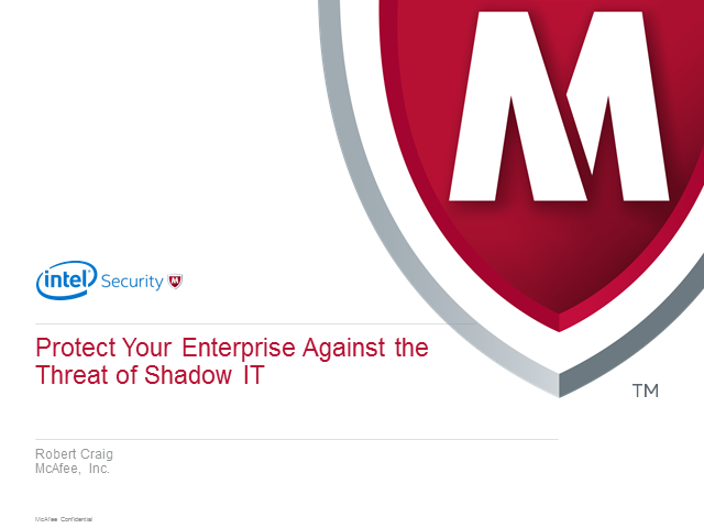 Learn How You Can Offer Better Business Protection and Freedom with Shadow IT