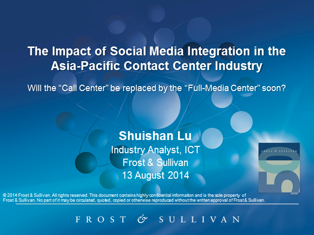 The Impact of Social Media Integration in the APAC Contact Center Industry